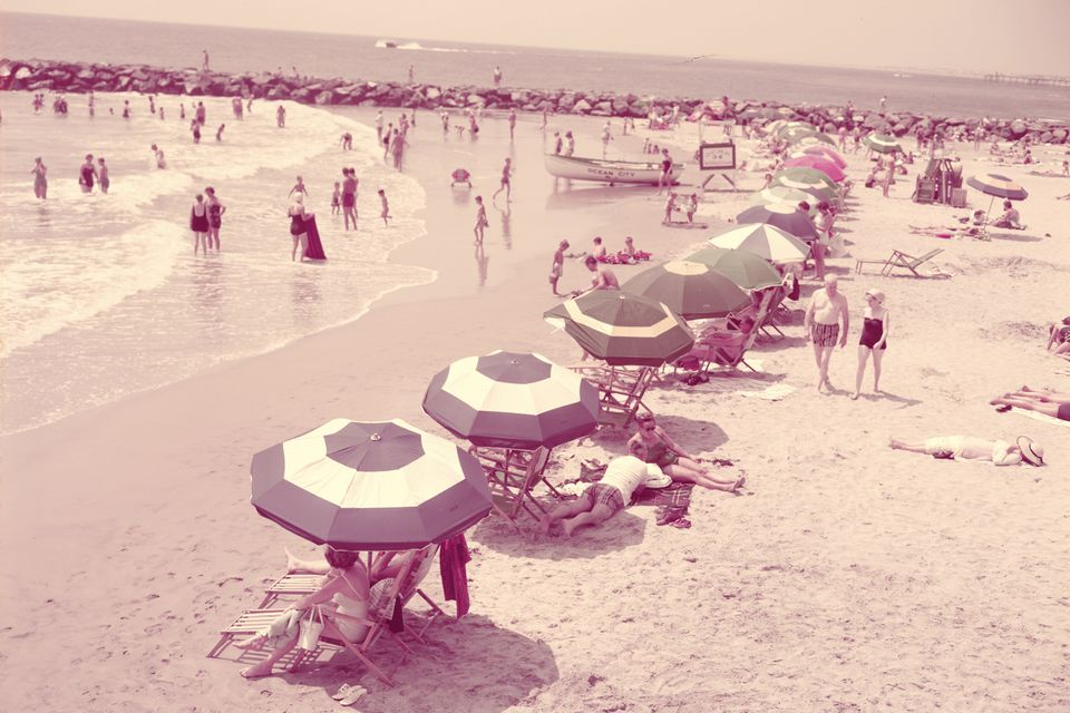 1950s Jersey Shore