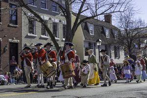 George Washington Birthday Parade