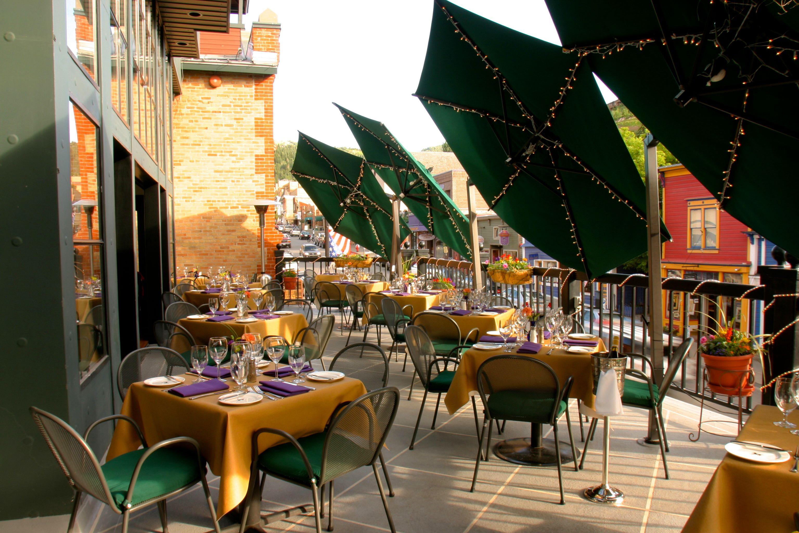 Park City Utah Zoom Restaurant Sundance