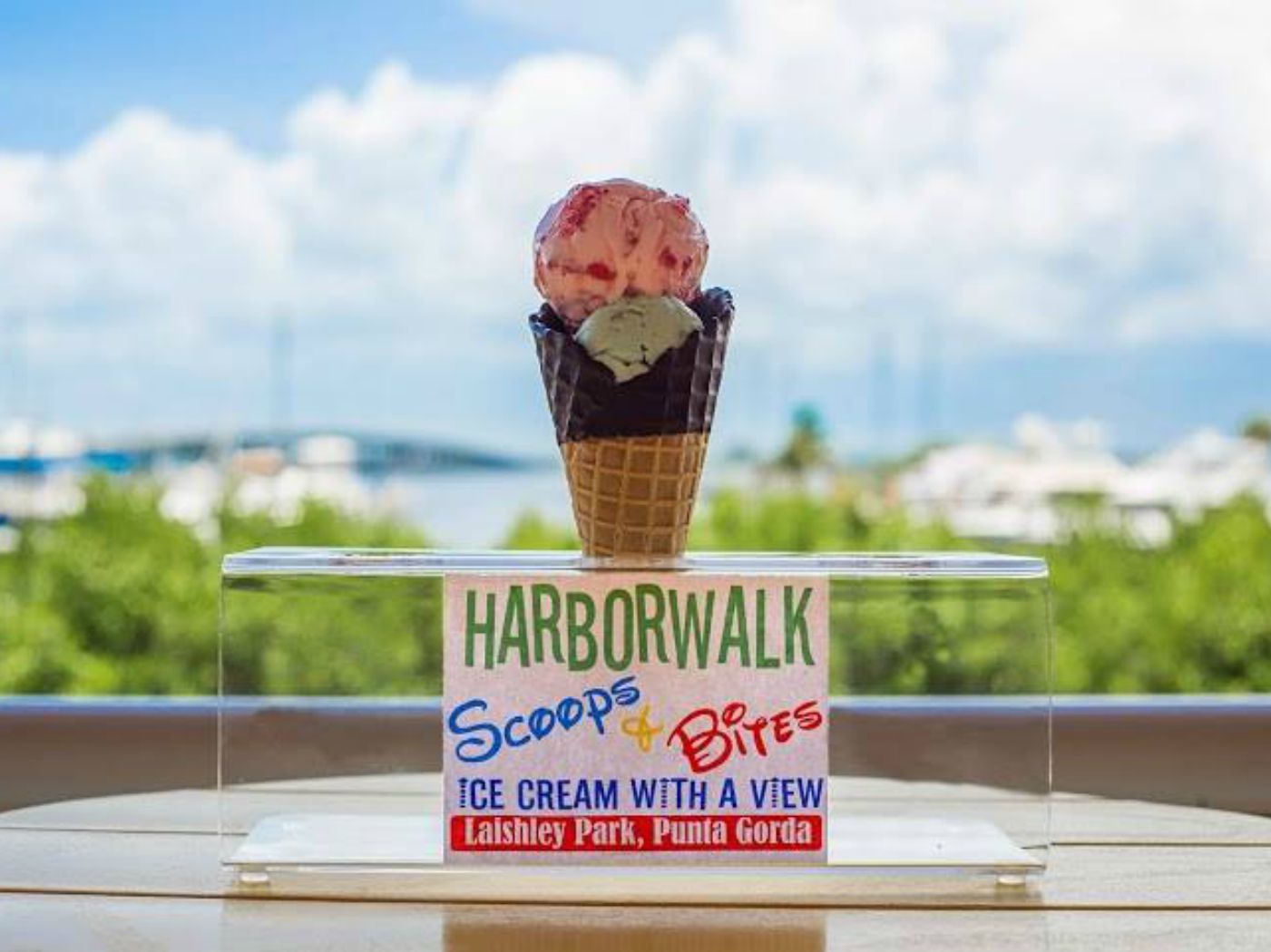 Harborwalk Scoops & Bites