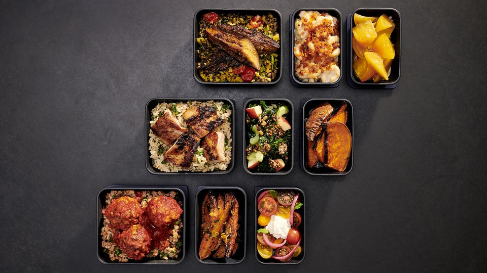 Dig Inn JetBlue meals