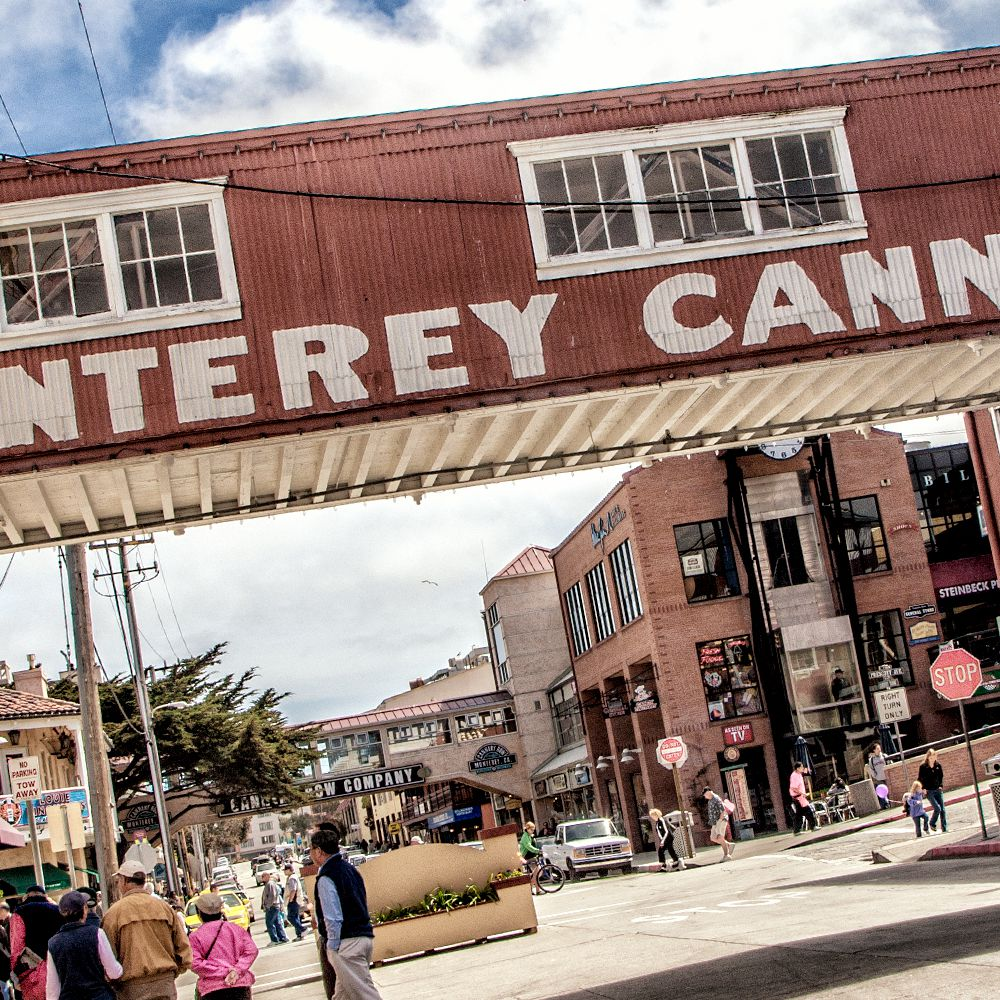 Cannery Row Monterey Tour - Read This Before You Go