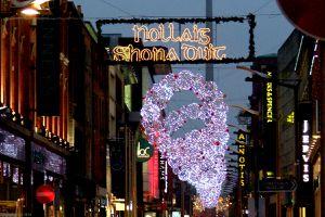 Merry Christmas - in Irish