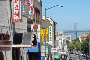 Chinatown is one of San Francisco's top attractions.