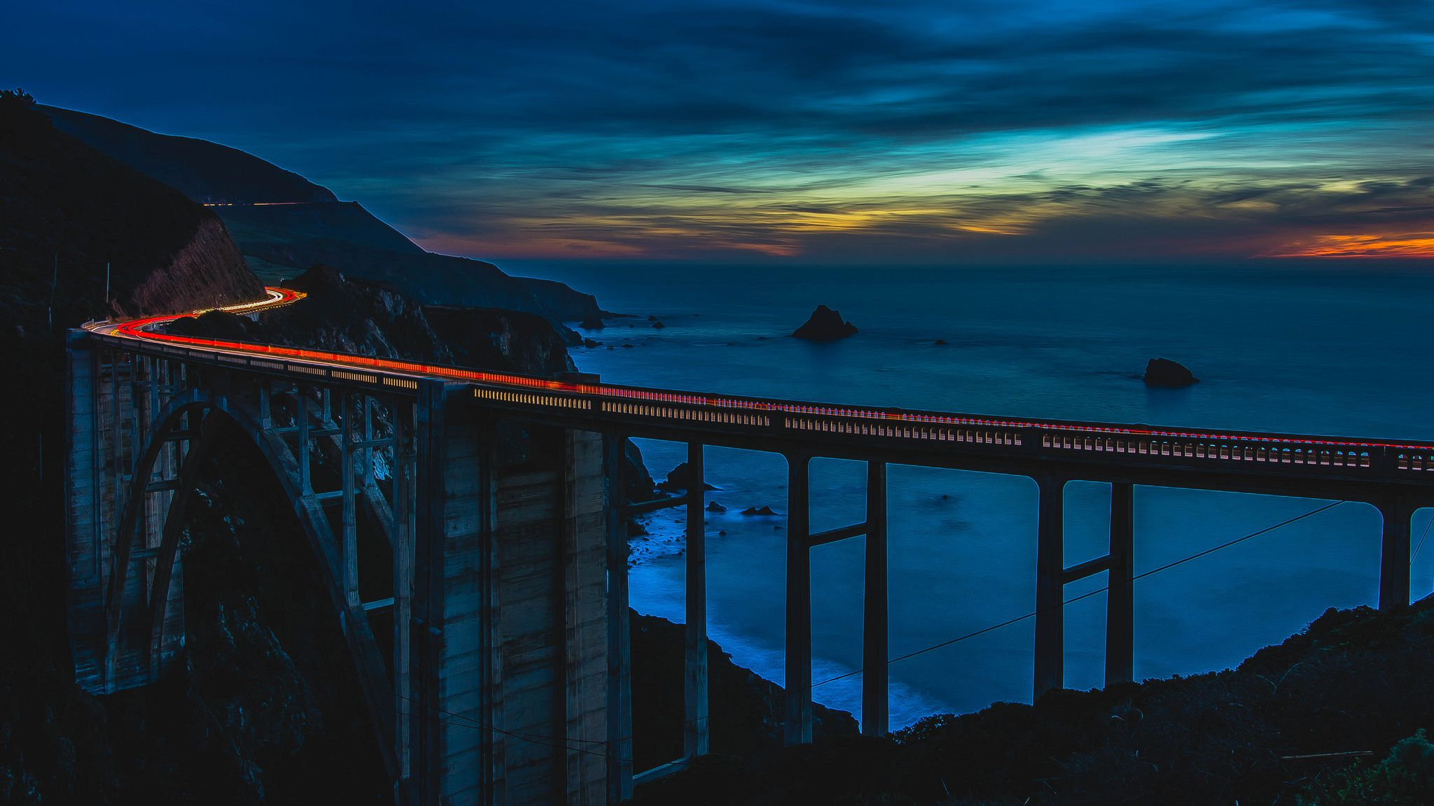 Seven Stunning Viewpoints On The Pacific Coast Highway