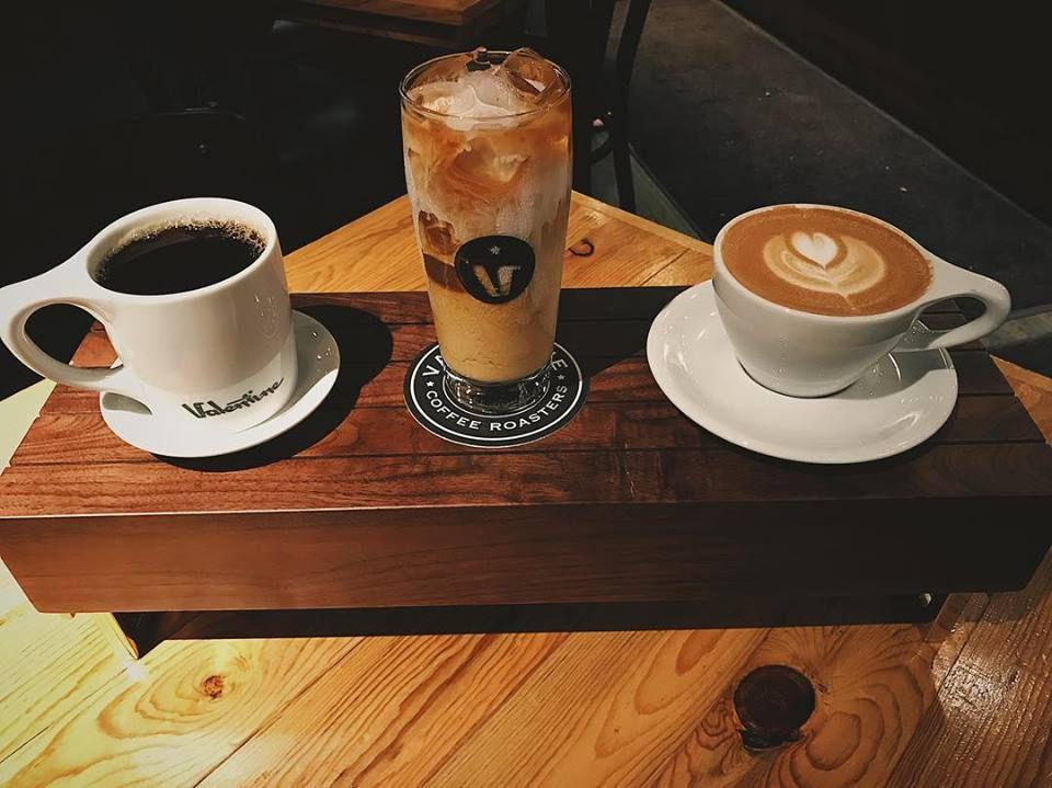 Tostadores de café de San Valentín