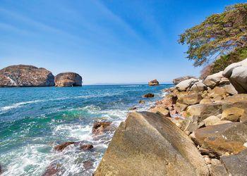 Puerto Vallarta, Los Arcos – scenic landscapes and famous snorkeling destination