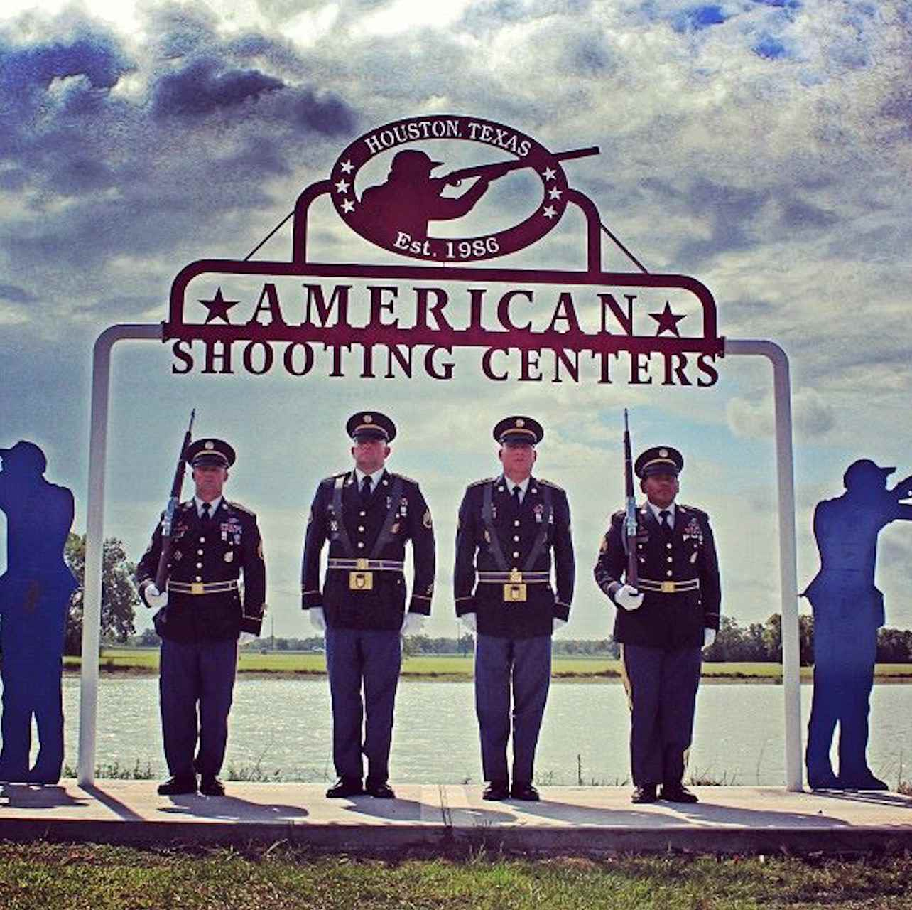 Visit the American Shooting Centers