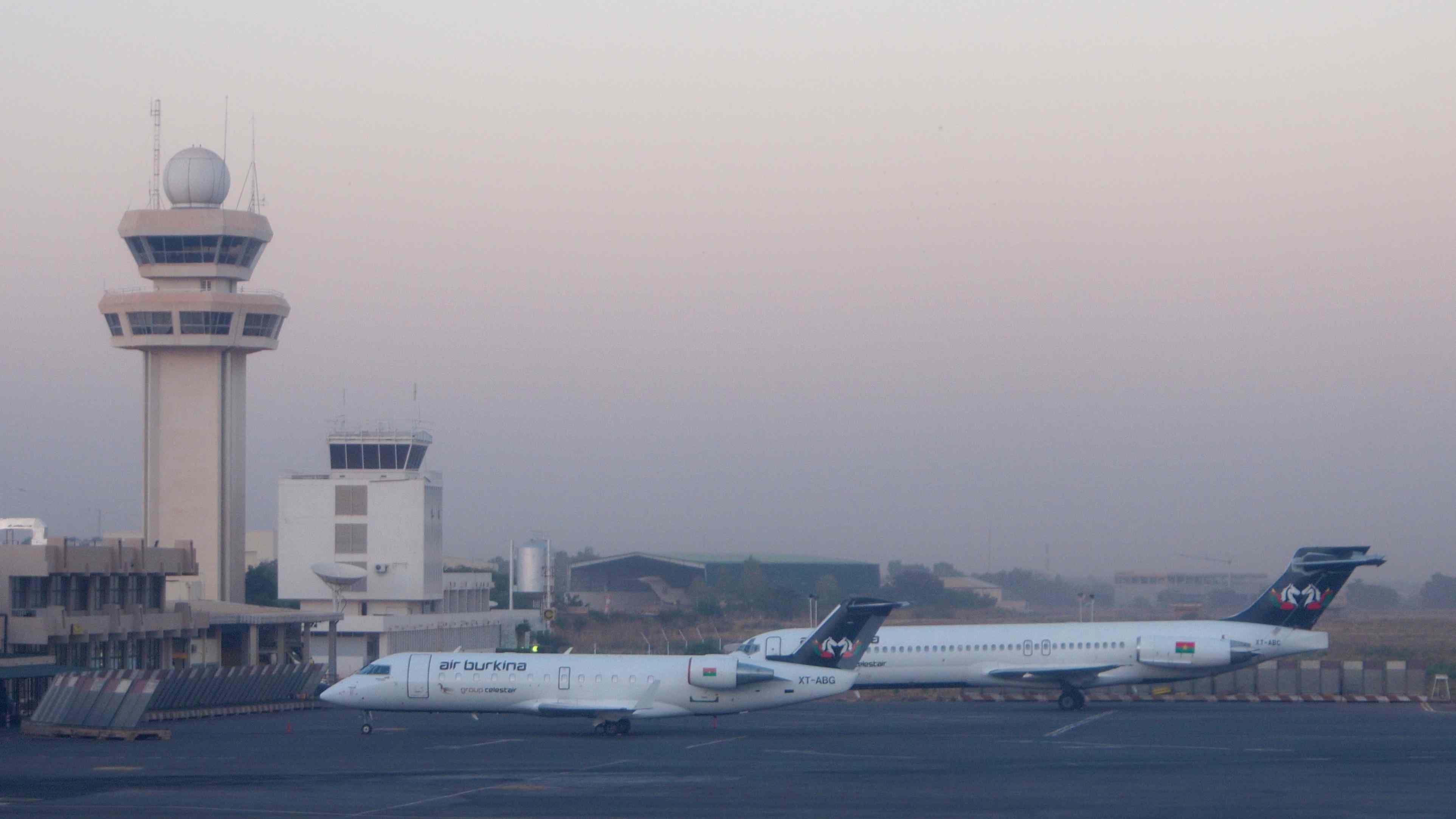 Thomas Sankara International Airport Ouagadougou