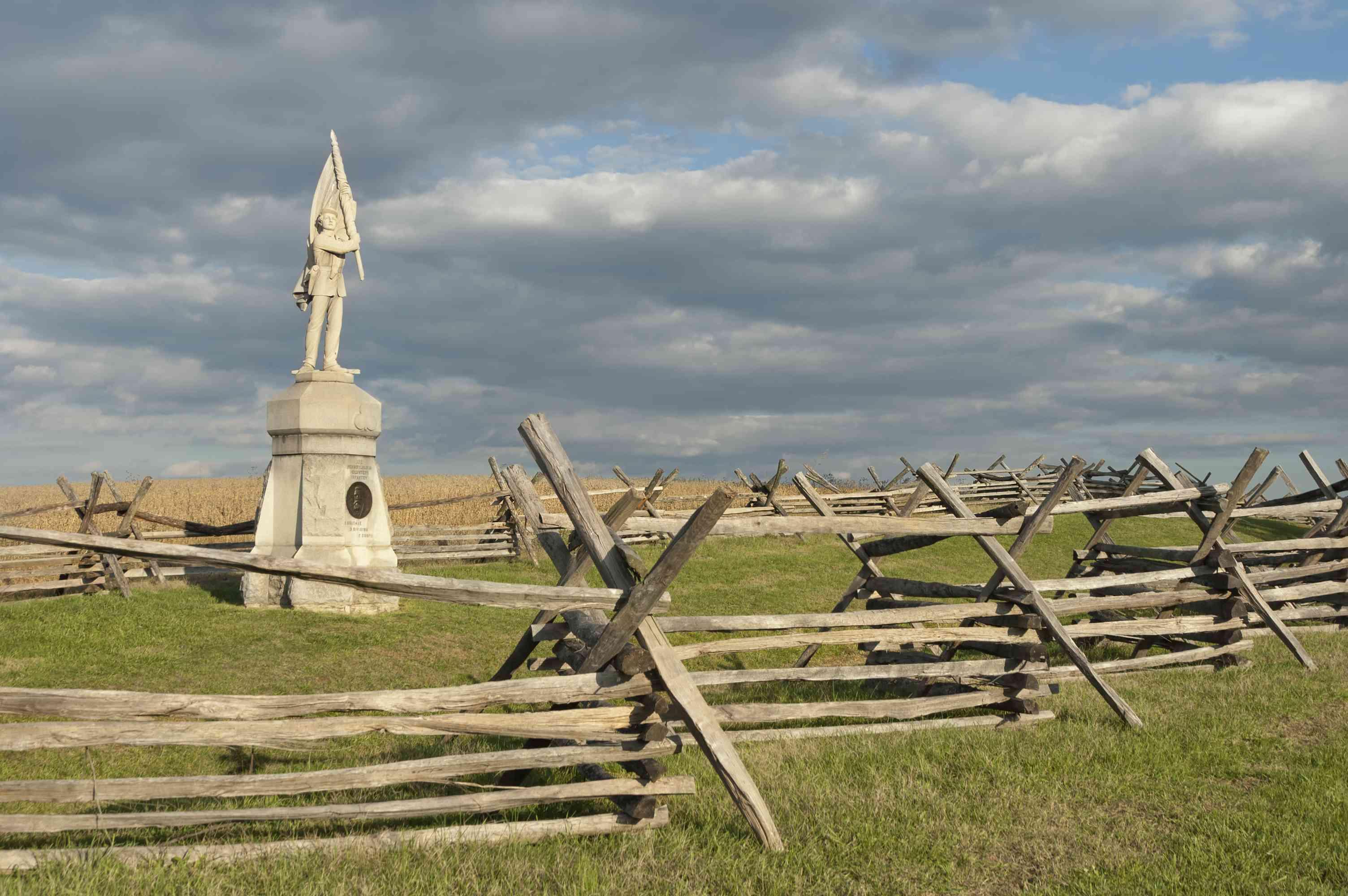 Antietam National Military Park, Bloody Lane and Sunken Road
