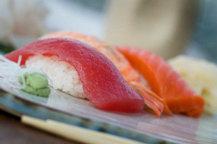 Hoshi Sushi at the Sandbar Restaurant, Vancouver, BC