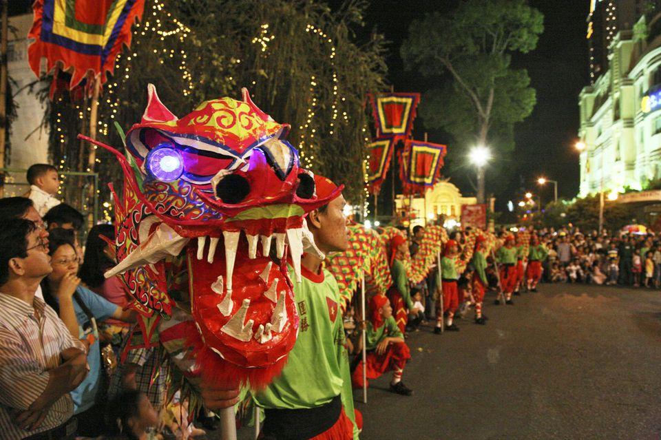 Vietnamese tet holiday essay