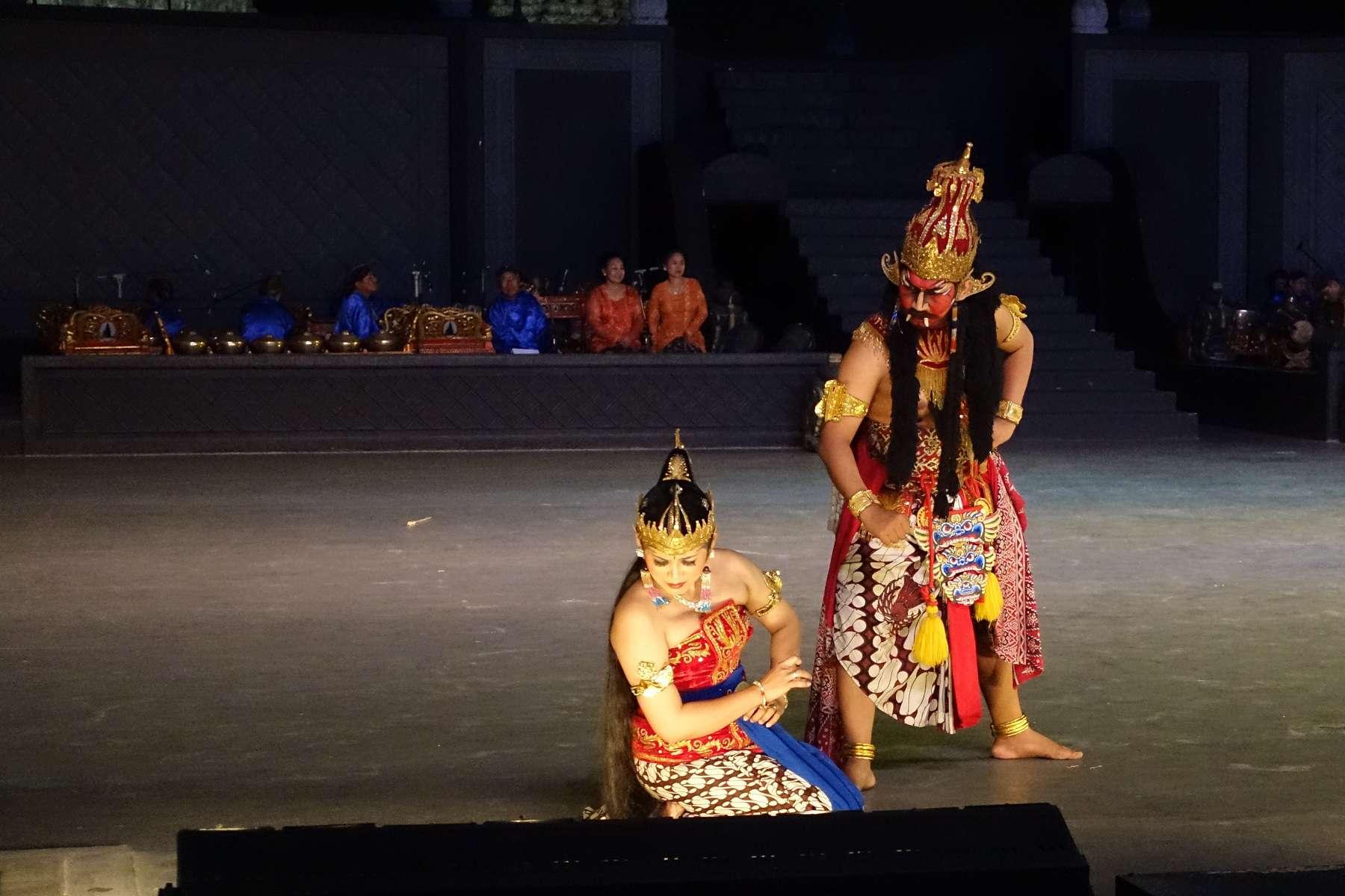 Ramayana at Prambanan, Yogyakarta