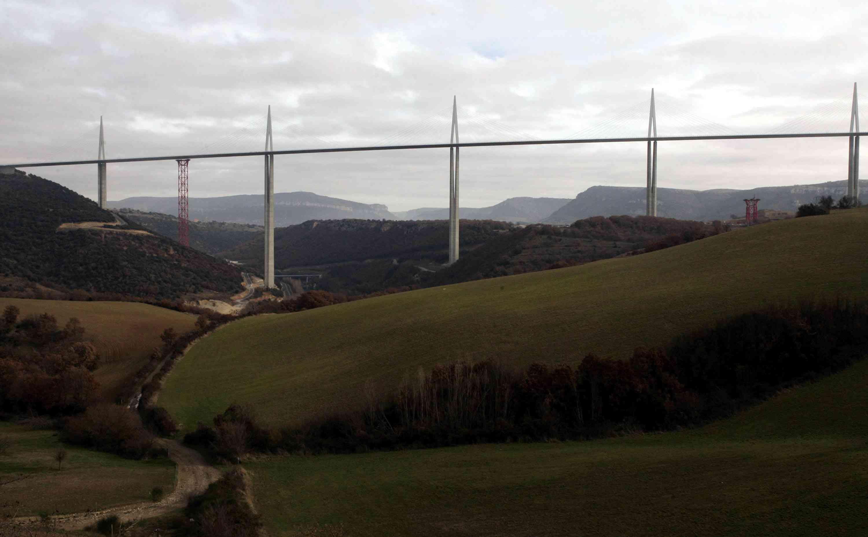 millau bridge