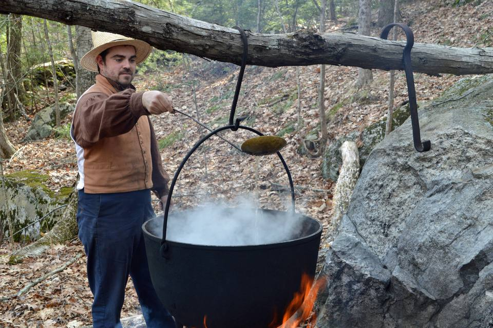 Maple Events in New England - Old Sturbridge Village