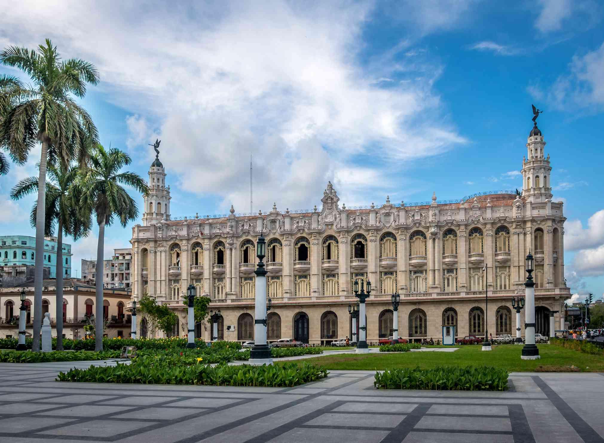 Great Theater - Havana, Cuba