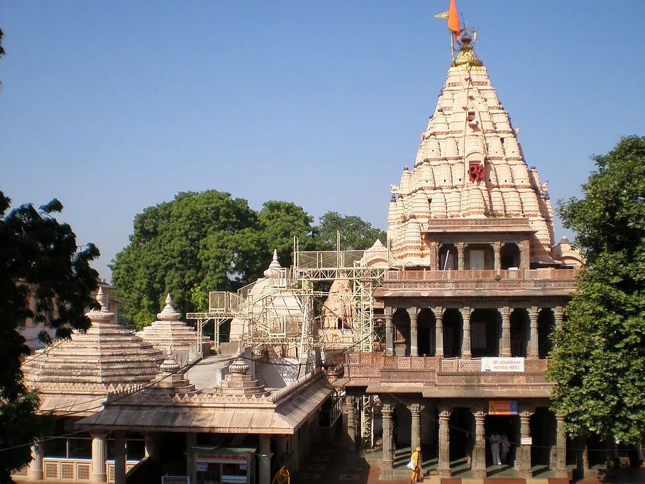 How to See Mahakaleshwar Temple's Bhasm Aarti