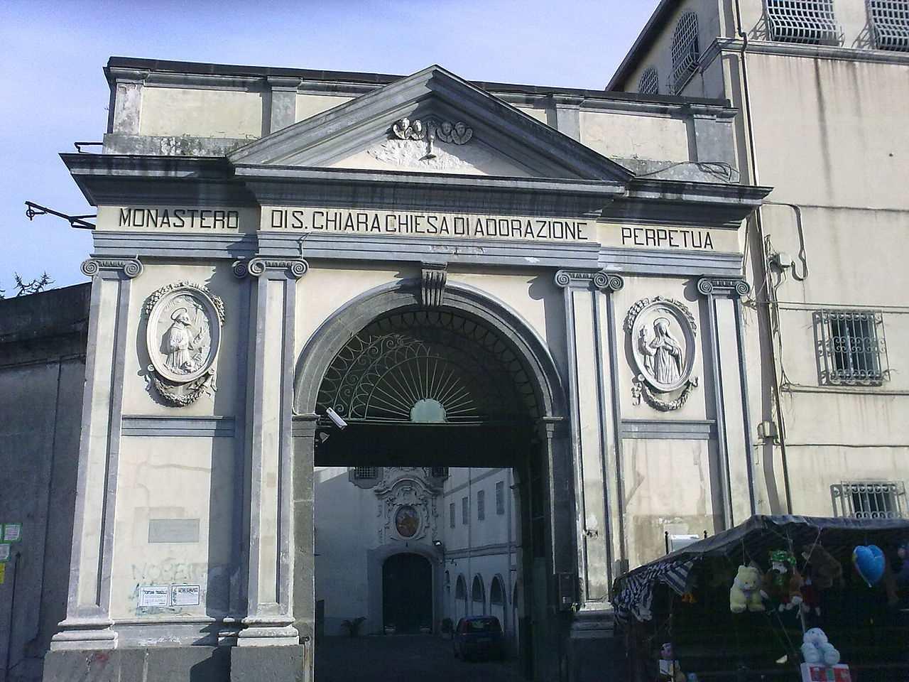 The Monastery of Santa Chiara