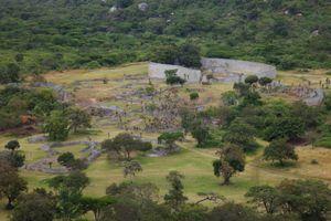 Great Zimbabwe Ruins, Masvingo, Zimbabwe, Africa