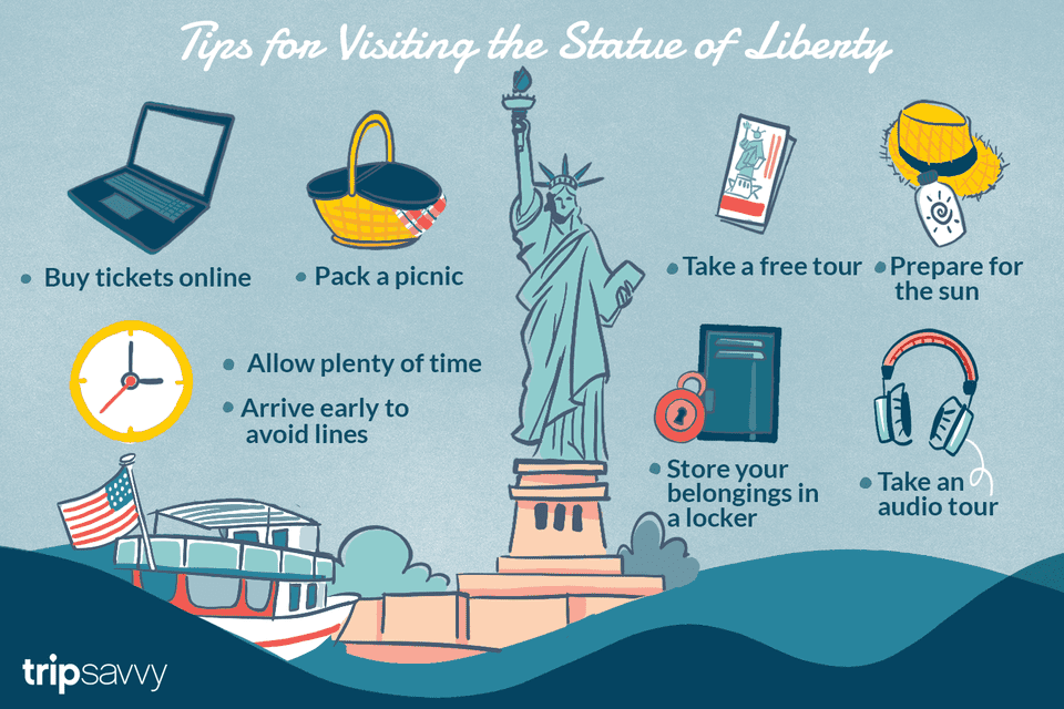 Tips for Visiting the Statue of Liberty