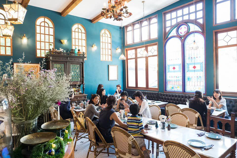 Featherstone Bistro Cafe, Bangkok