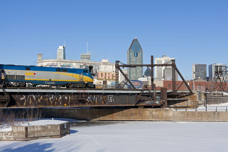 Tren de Montreal