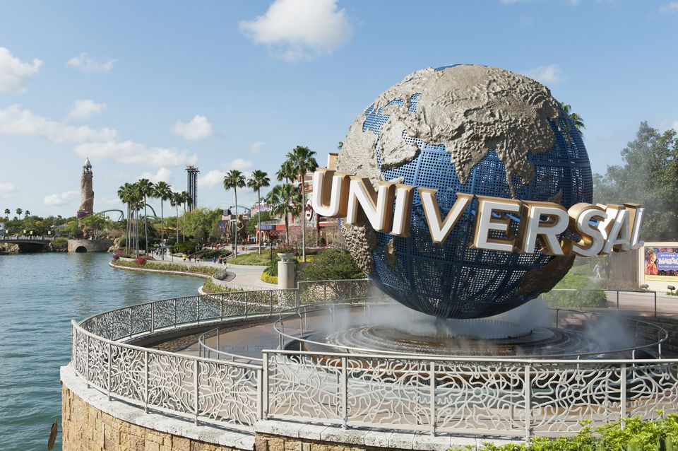 A picture of Universal Studios, Florida