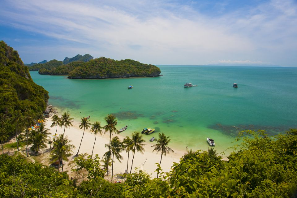 5 Great Honeymoon Destinations In Asia