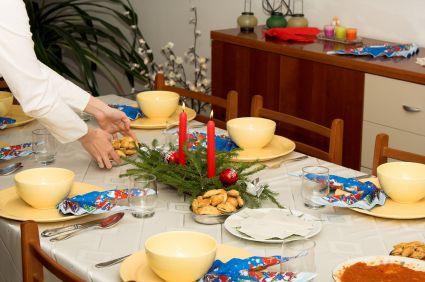 Poland Christmas Dinner