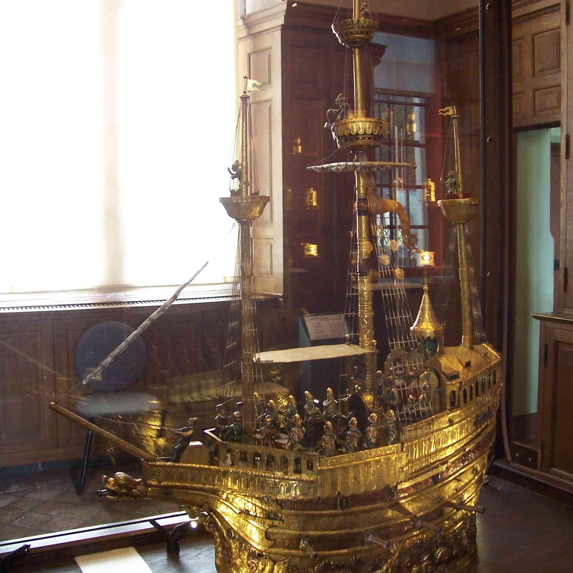 Renaissance Clock Ecouen