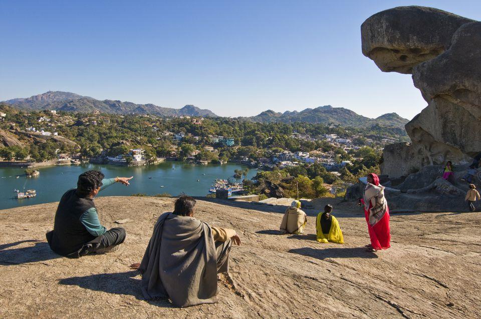 Mount Abu, Rajasthan.