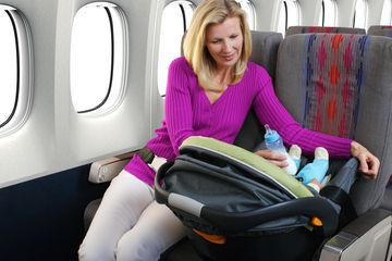 Mother And Infant Passengers