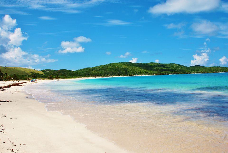 Head To Flamenco Beach