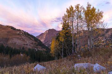 Sunrise on Mount Superior