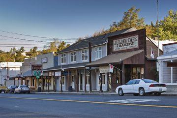 Shops on Main Street in Julian