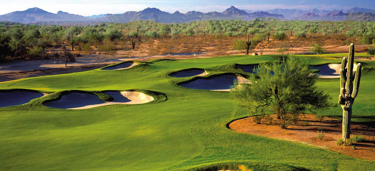Top 25 Golf Courses and Resorts in Scottsdale, Arizona