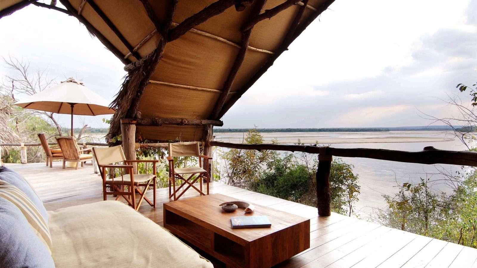 The Selous, southern Tanzania