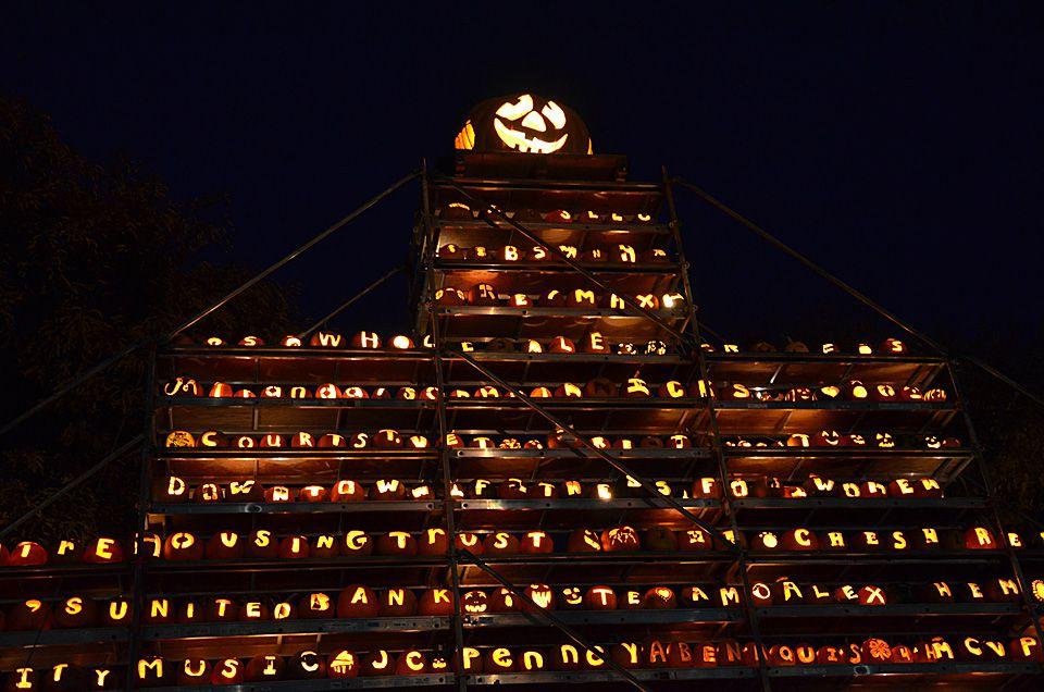 Pumpkin Festival New Hampshire