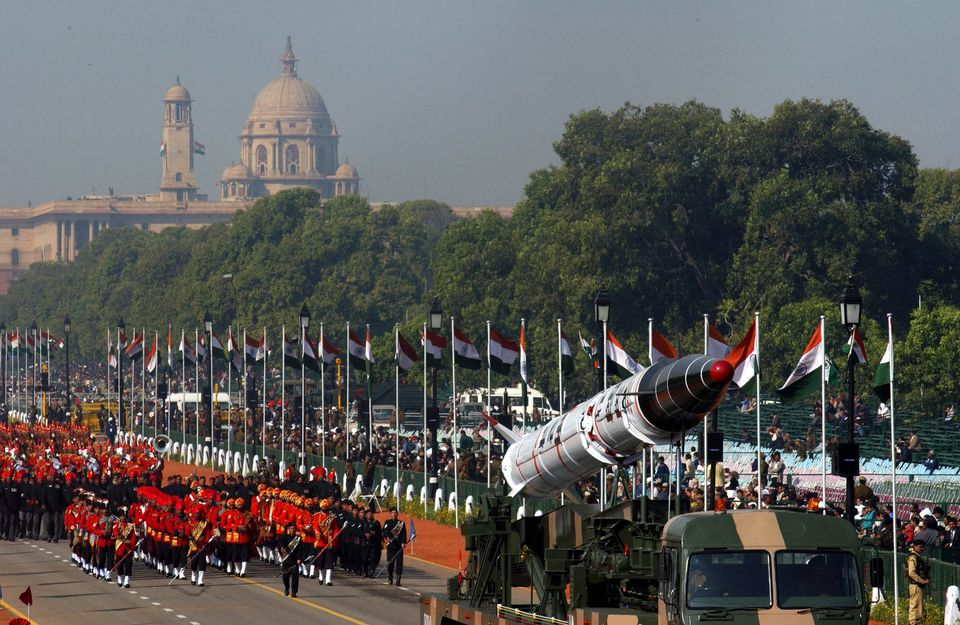 India Republic Day Parade.