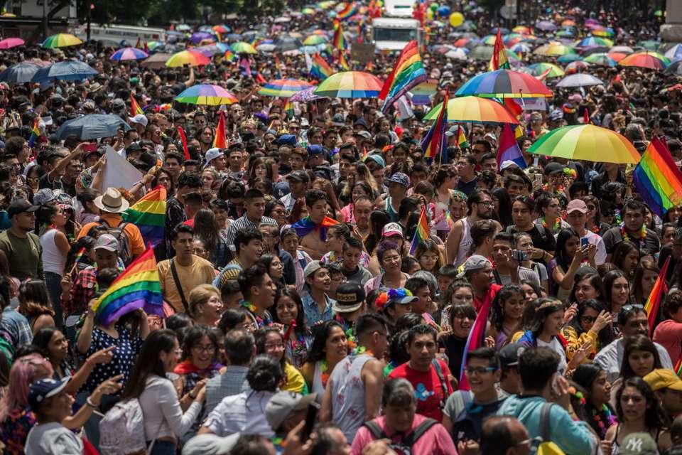 Mexico City Gay Pride