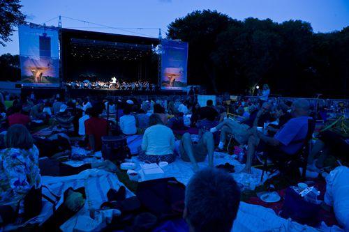 New York Philharmonic in the Parks