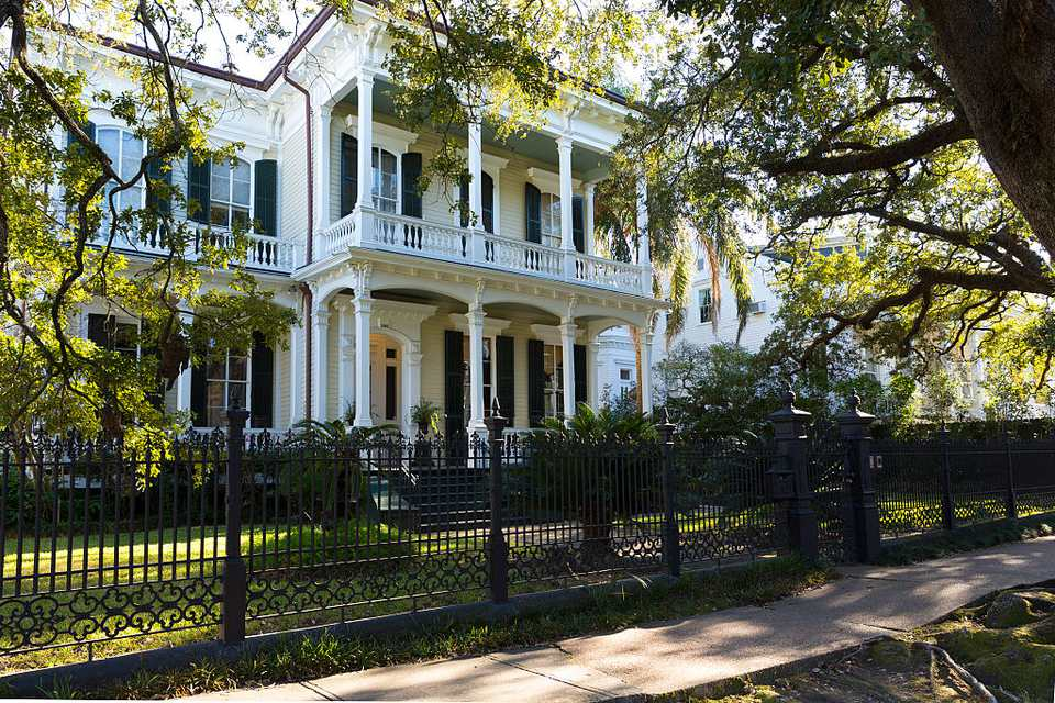 Top things to do and see in new orleans for Things to do in the garden district