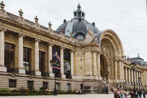 Exterior of Petit Palais