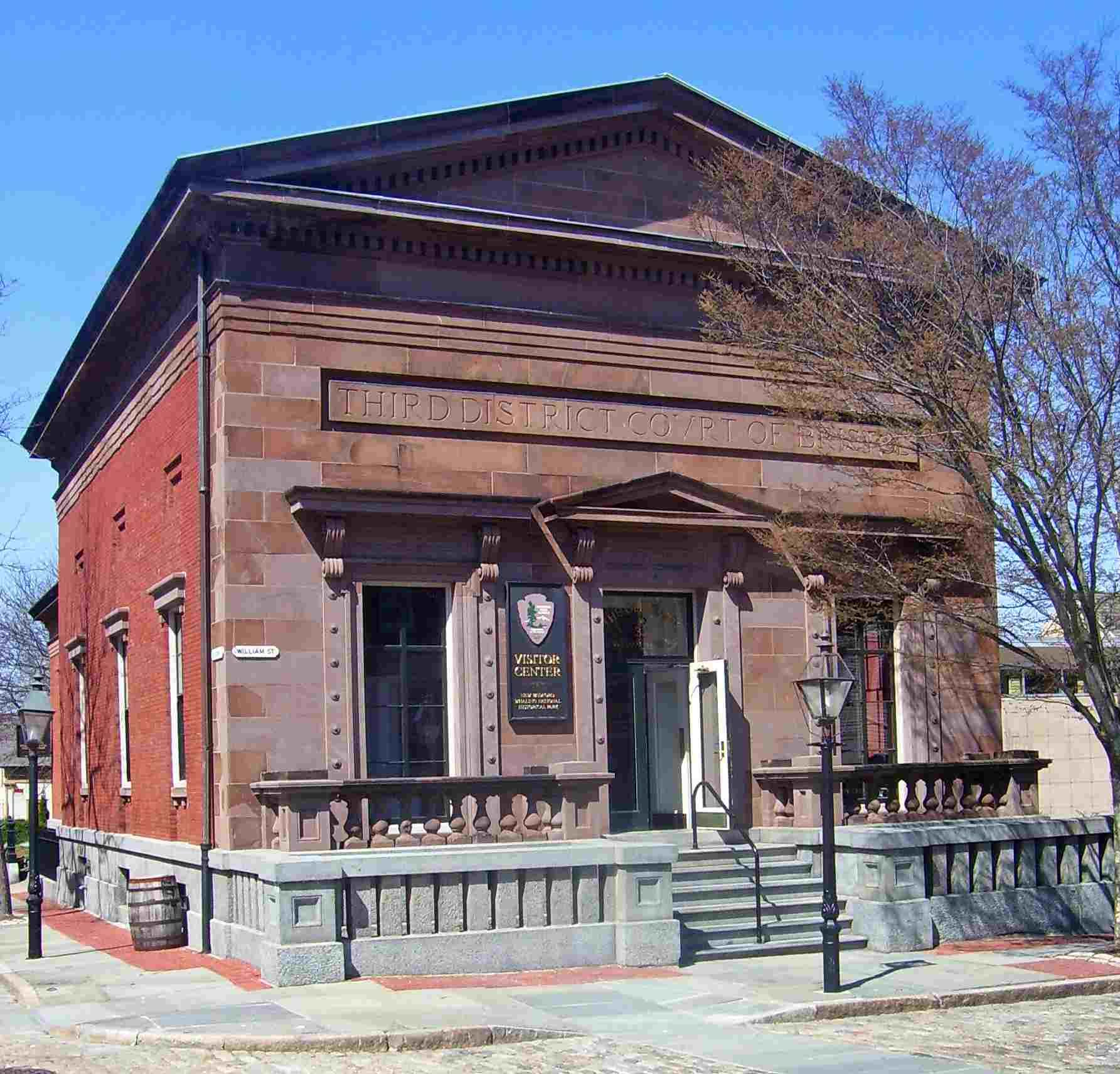 New Bedford Visitor Center