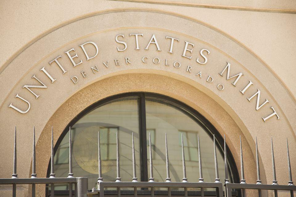 United States Mint, Denver, Colorado