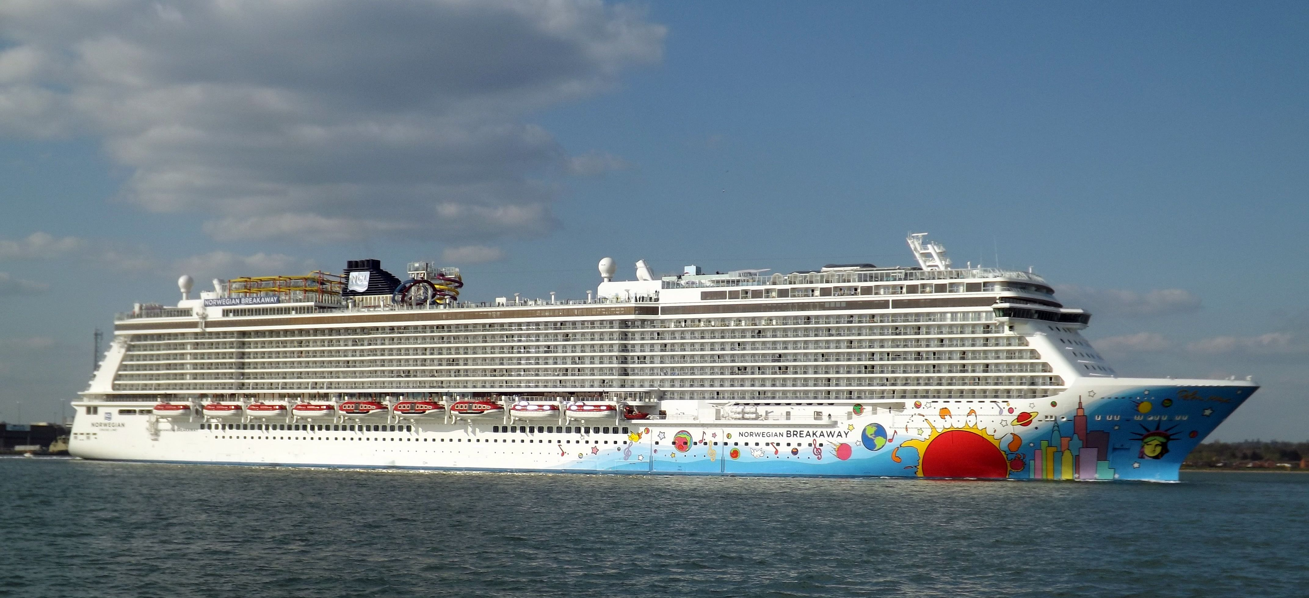 Norwegian Cruise Line Standard Travel Insurance