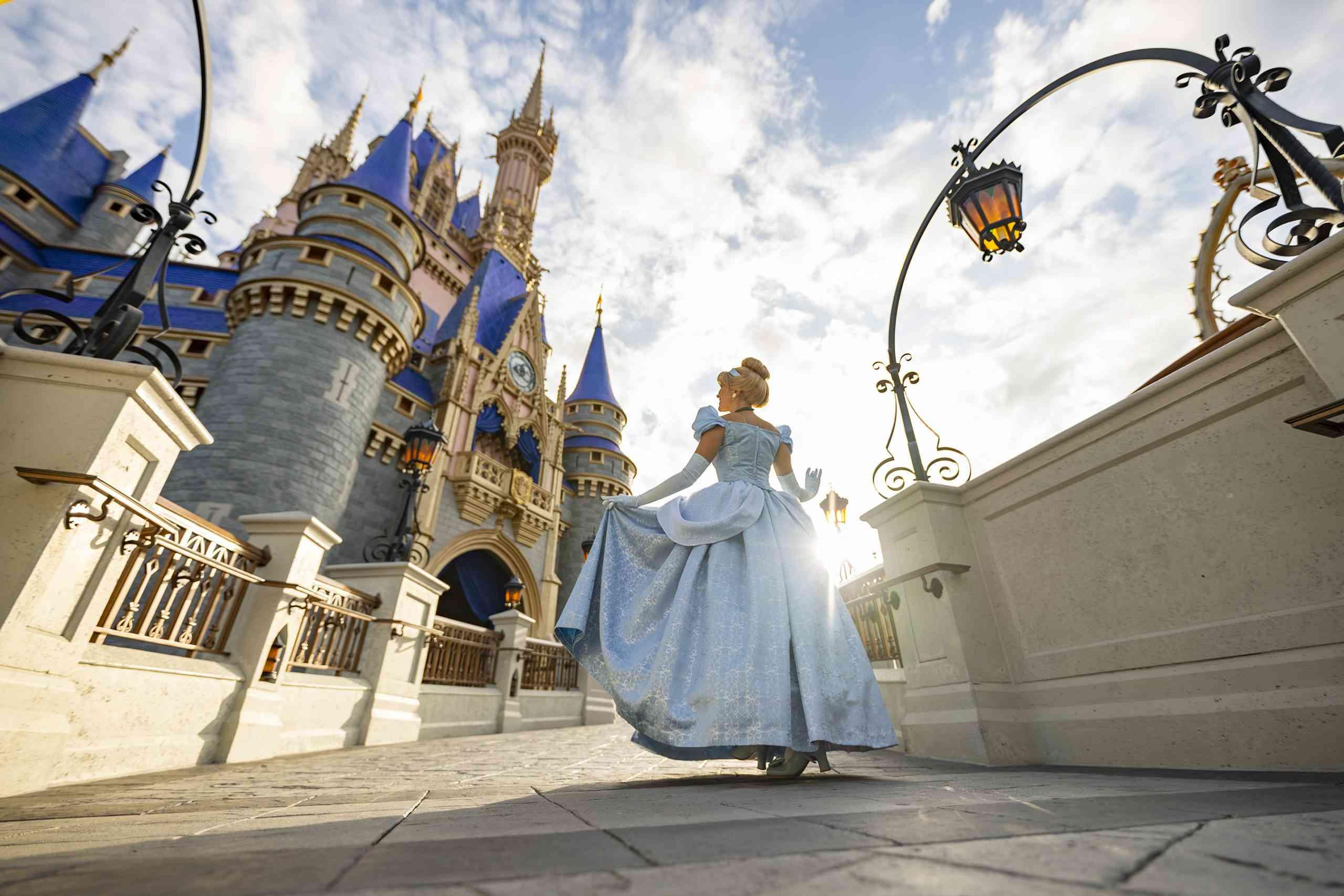 Cinderella Castle Receives Royal Makeover