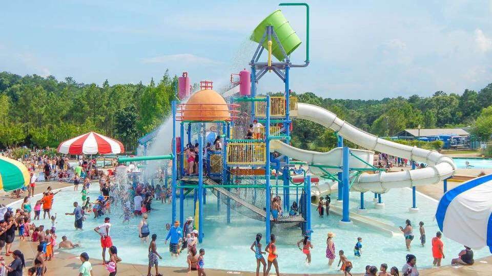 Alabama Water Parks - Where to Find Wet and Wild Fun