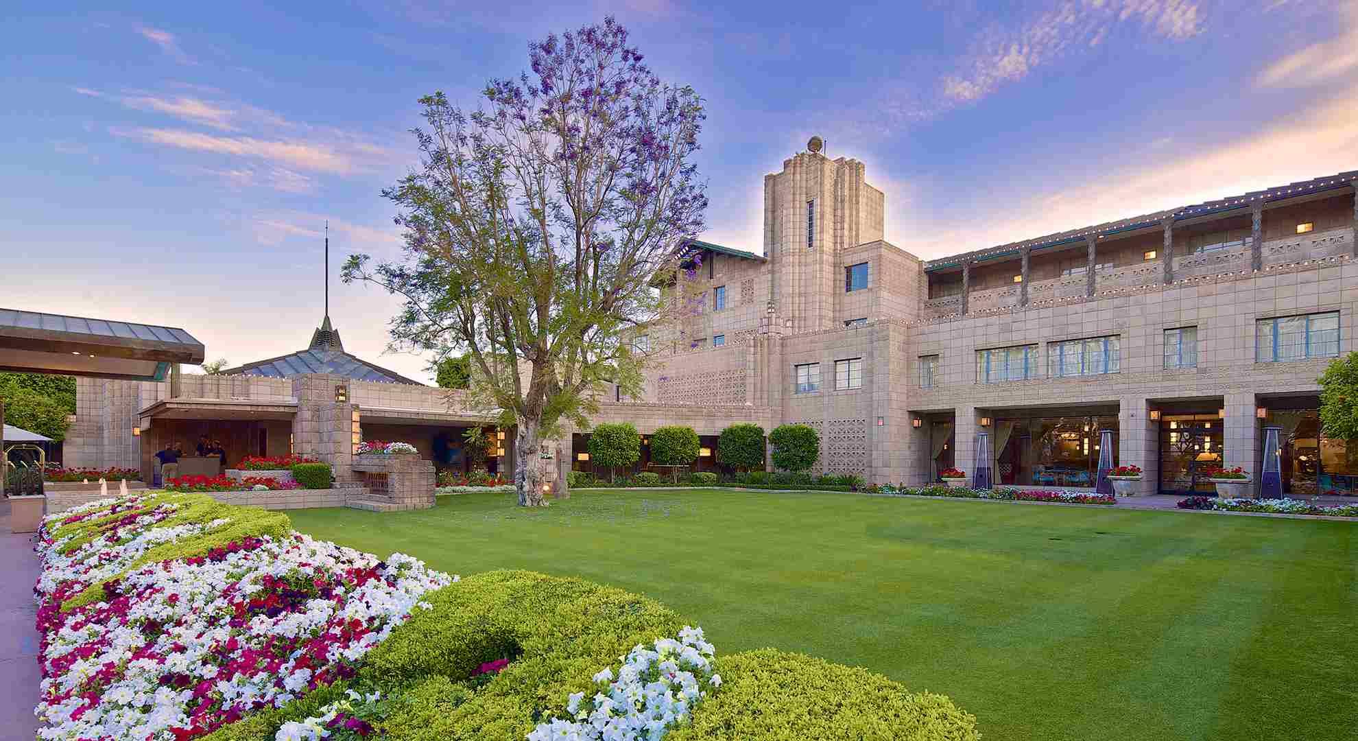Exterior of The Arizona Biltmore Resort