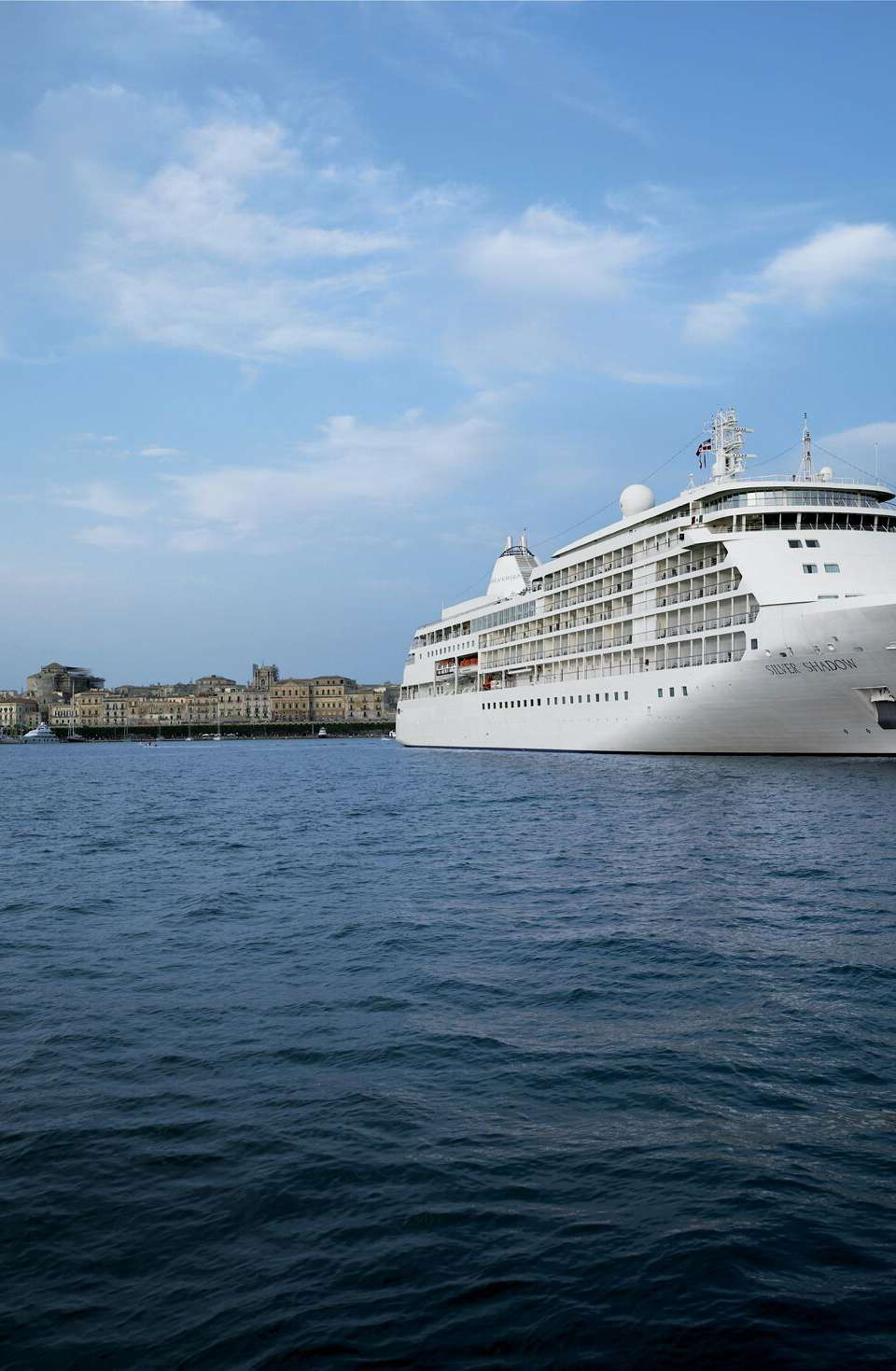 The Silver Shadow cruise line